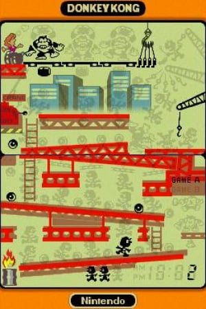 Game & Watch Collection Review - Screenshot 3 of 4