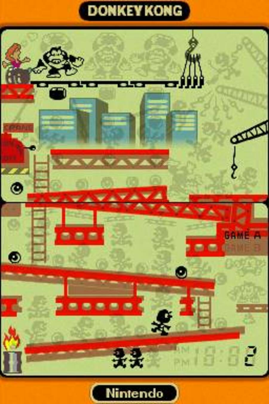 Game & Watch Collection Screenshot