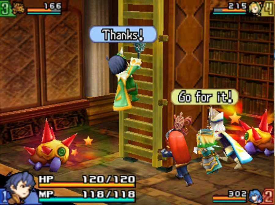 Final Fantasy Crystal Chronicles: Echoes of Time Review - Screenshot 2 of 4