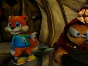 Conker's Bad Fur Day Screenshot
