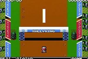 Retro Game Challenge Screenshot