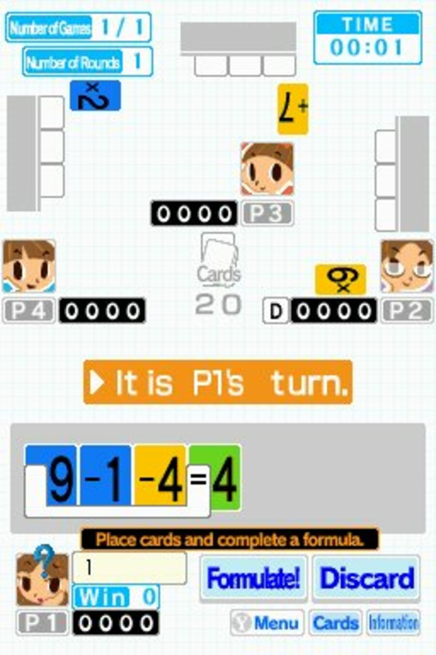 Challenge Me: Brain Puzzles Screenshot