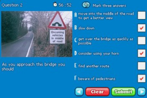 Pass Your Driving Theory Test Screenshot