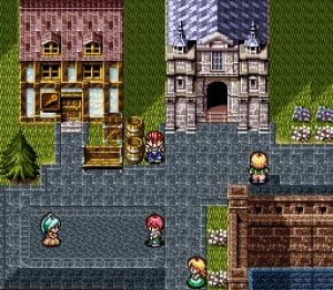 Lufia II: Rise of the Sinistrals Review - Screenshot 1 of 3