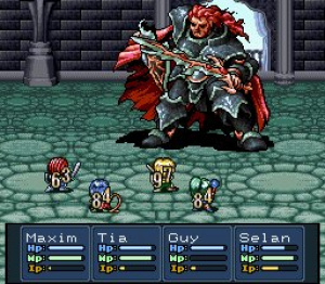 Lufia Ii Rise Of The Sinistrals Review Snes Nintendo Life