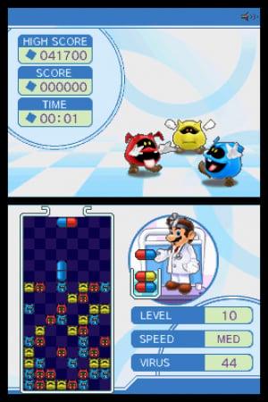 Dr  Mario Express Review (DSiWare) | Nintendo Life