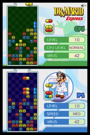 Dr. Mario Express Review - Screenshot 1 of 3