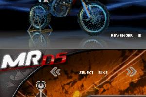 Moto Racer DS Screenshot