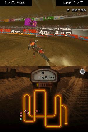 Moto Racer DS Review - Screenshot 2 of 3
