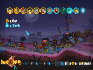 Swords & Soldiers Review - Screenshot 2 of 7