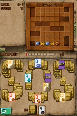 Jewel Quest Solitaire Review - Screenshot 1 of 3