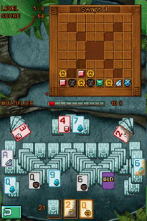 Jewel Quest Solitaire Review - Screenshot 2 of 3