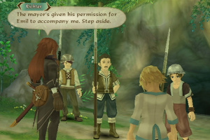 Tales of Symphonia: Dawn Of The New World Screenshot
