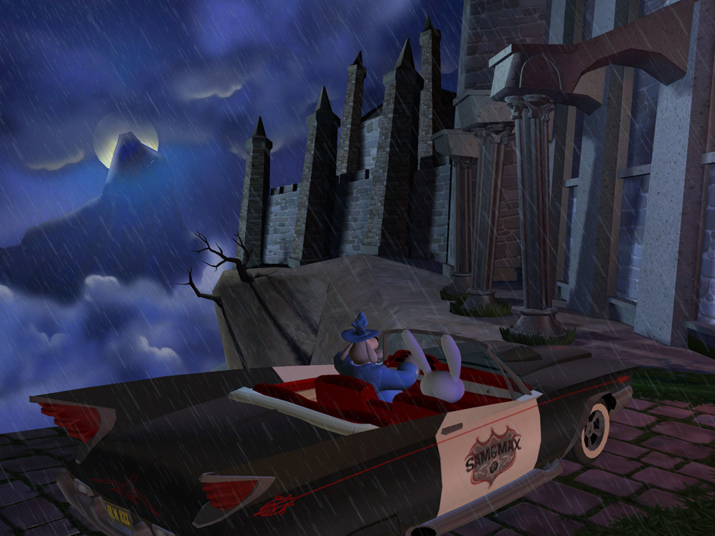 Sam & Max Beyond Time and Space Screenshot