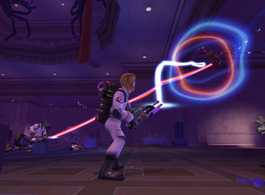 Ghostbusters: The Video Game Review - Screenshot 2 of 5