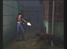 Resident Evil Code: Veronica X Screenshot