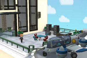 MySims Agents Screenshot