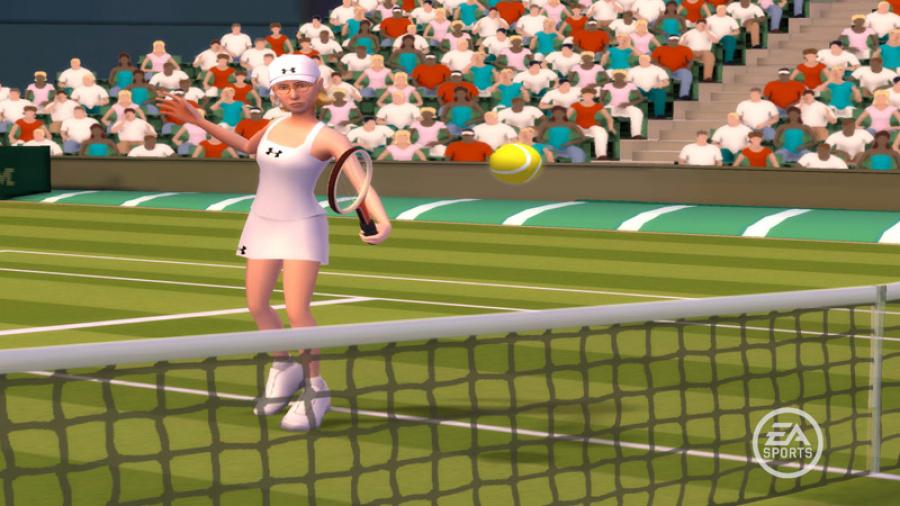 Grand Slam Tennis Review - Screenshot 1 of 6