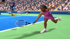Grand Slam Tennis Screenshot