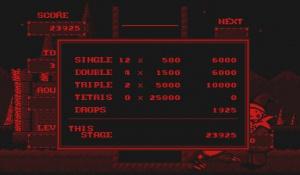V-Tetris Review - Screenshot 4 of 5