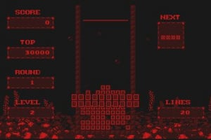 V-Tetris Screenshot