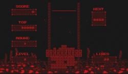 V-Tetris Screenshot