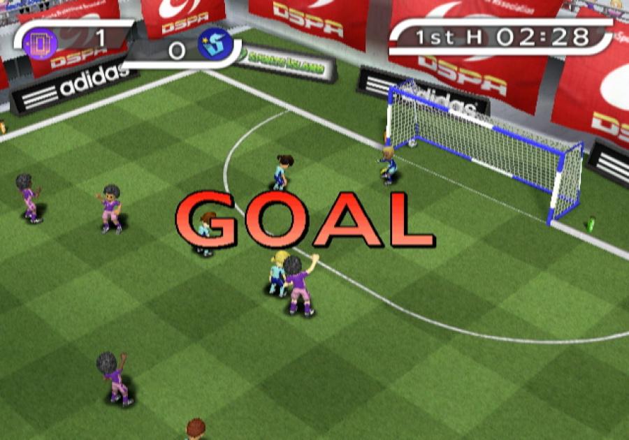 Deca Sports Review - Screenshot 1 of 3