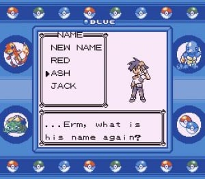 Pokémon Red and Blue Review - Screenshot 1 of 3