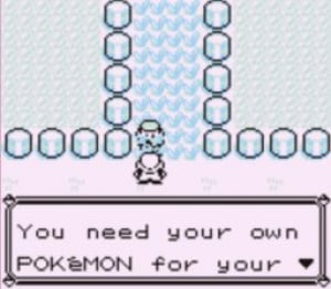 Pokémon Red and Blue Review - Screenshot 1 of 4