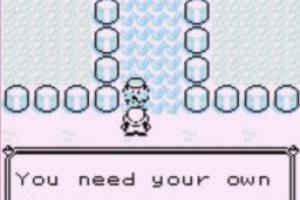 Pokémon Red and Blue Screenshot