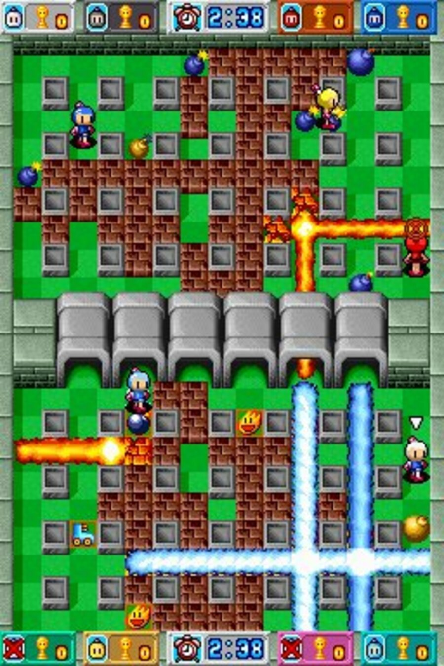 Bomberman 2 Screenshot