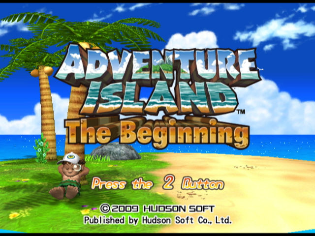 Adventure Island: The Beginning Screenshot