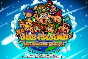 Job Island: Hard Working People Screenshot