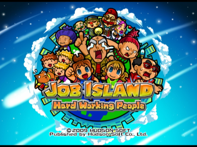 Job Island: Hard Working People Screenshot