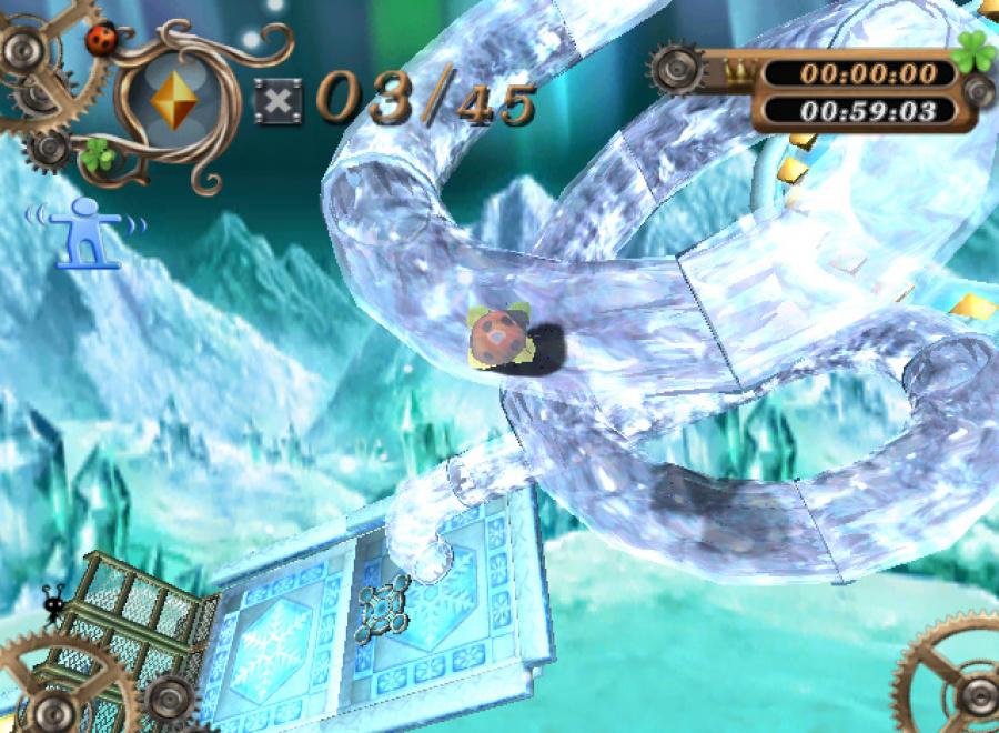 Marble Saga: Kororinpa Review - Screenshot 1 of 4