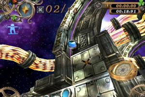Marble Saga: Kororinpa Screenshot