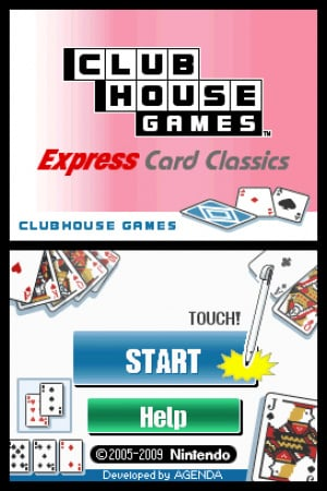 Clubhouse Games Express: Card Classics Review - Screenshot 1 of 3