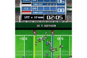 Tecmo Bowl: Kickoff Screenshot