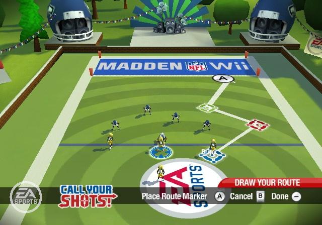 Madden NFL 09 All-Play (Wii) News, Reviews, Trailer & Screenshots