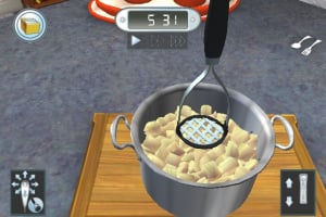 Food Network: Cook or Be Cooked Screenshot