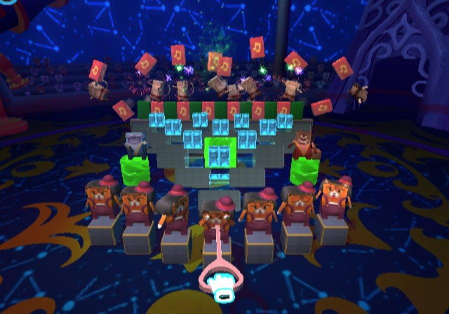 Boom Blox Bash Party Review - Screenshot 1 of 4