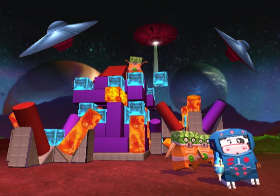Boom Blox Bash Party Review - Screenshot 3 of 5