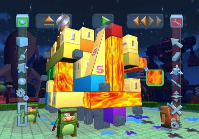 Boom Blox Bash Party Screenshot