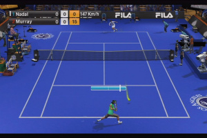 Virtua Tennis 2009 Screenshot