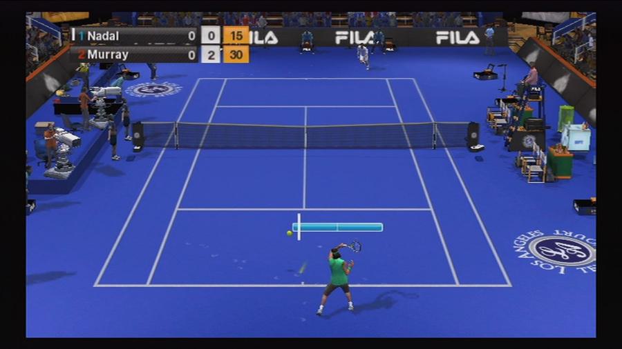 Virtua Tennis 2009 Review - Screenshot 1 of 6