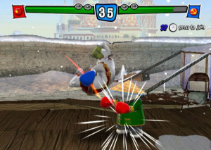Karate Phants: Gloves of Glory Review - Screenshot 7 of 7