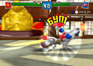 Karate Phants: Gloves of Glory Review - Screenshot 7 of 7