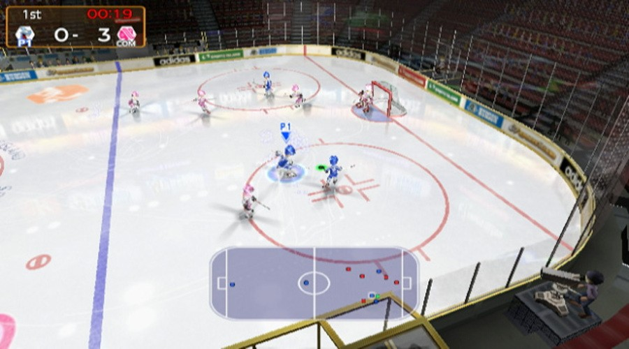 Deca Sports 2 Screenshot