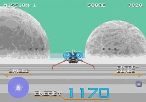 Galaxy Force II Review - Screenshot 2 of 3