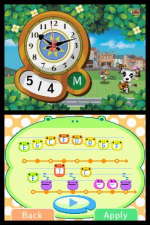Animal Crossing Clock Review - Screenshot 1 of 2